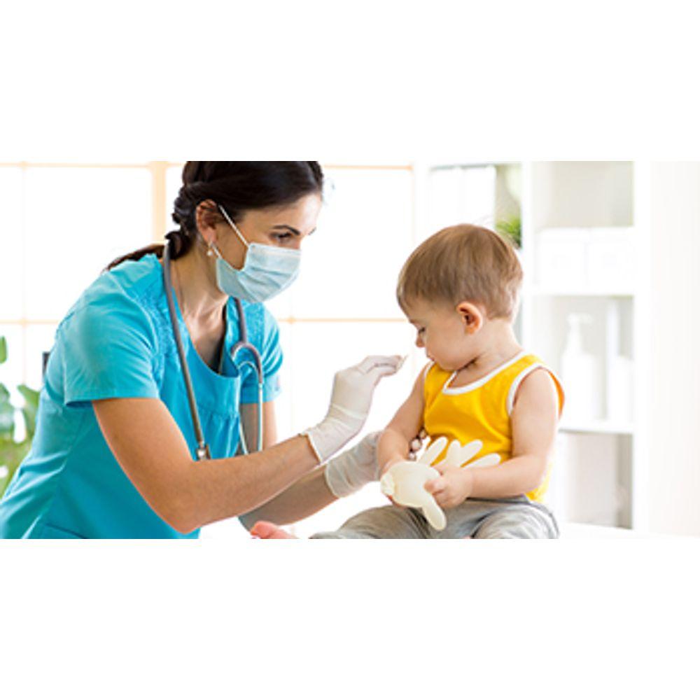 واکسن کودکان
